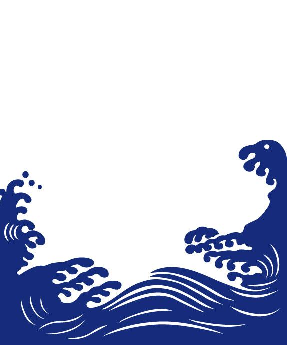 かき氷やってます 氷旗のデザインは何のデザインなのか 荒川区 チラシ パンフレット制作サービス デザイン 印刷 送料