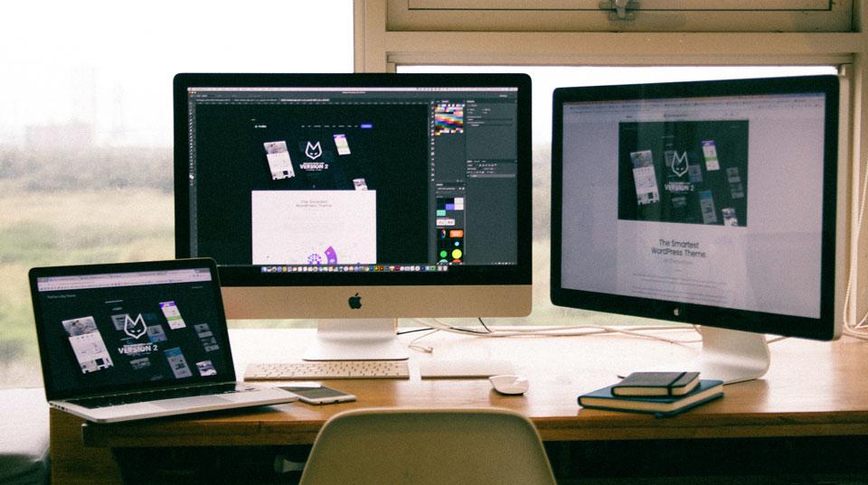 制作環境のイメージ