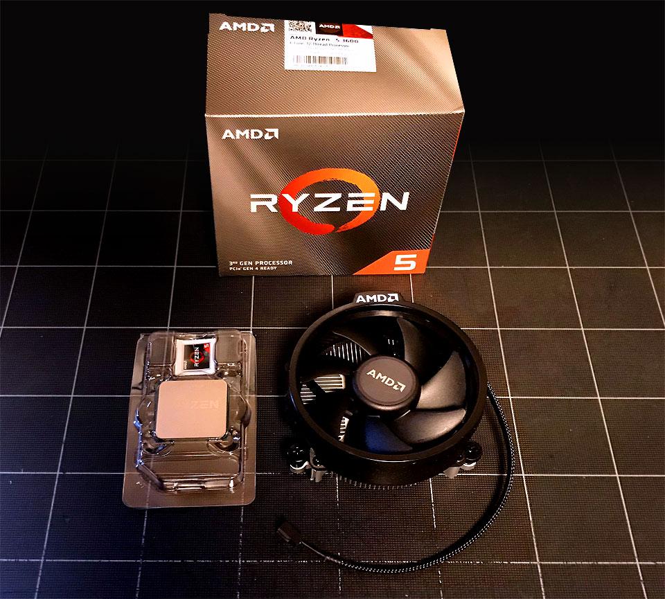 Ryzen5 3600 内容