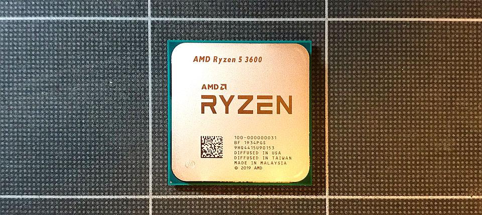 Ryzen2 3600 本体